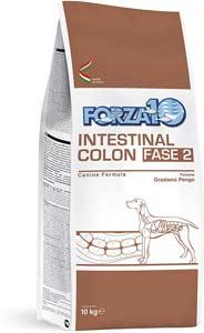 forza 10 intestinal colon crocchette cani